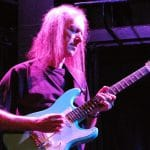 Scott Henderson playing guitar